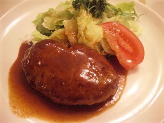 キッチントーキョーハンバーグ
