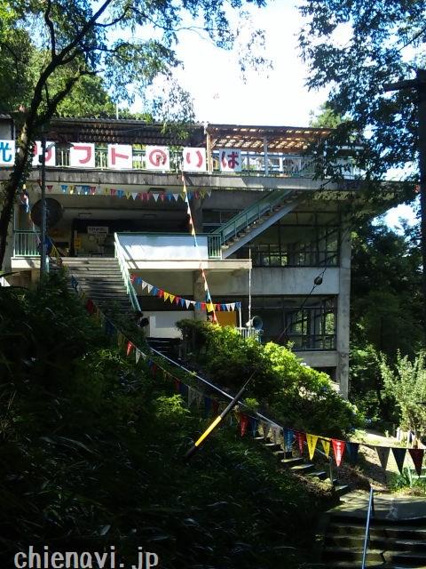 養老の滝ロープウェイ