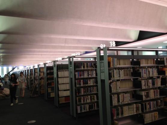 一宮中央図書館