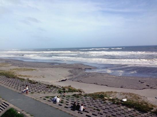 白須賀海岸