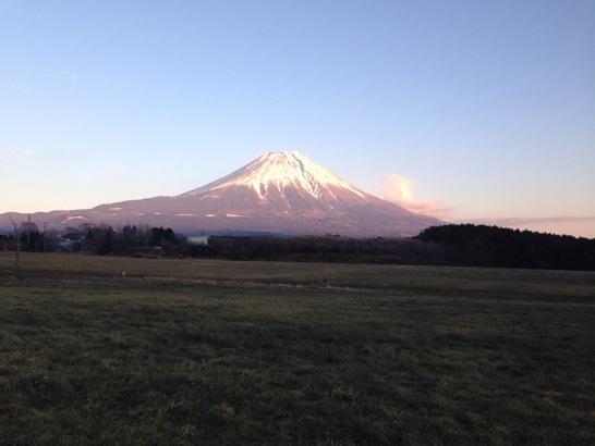 元旦富士山