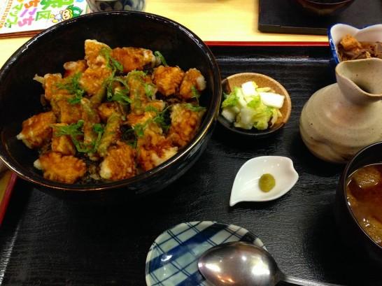 天ぷらてんちゃん鳴海まぜ天丼